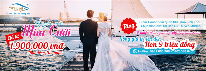 The attractive promotions of Vung Tau Marina